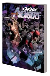 Savage Avengers Volume 4 TP