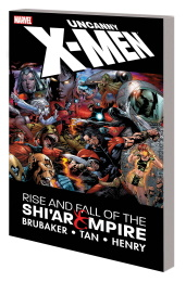 Uncanny X-Men: Rise and Fall of the Shi'ar Empire TP