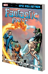 Fantastic Four: Epic Collection: The Worlds Greatest Comic Magazine TP