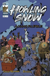 Howling Snow: A Kung Fu Fable (2021) (One Shot)
