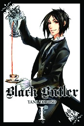 Black Butler Volume 1