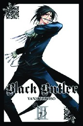 Black Butler Volume 3