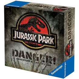 Jurassic Park: Danger! Game