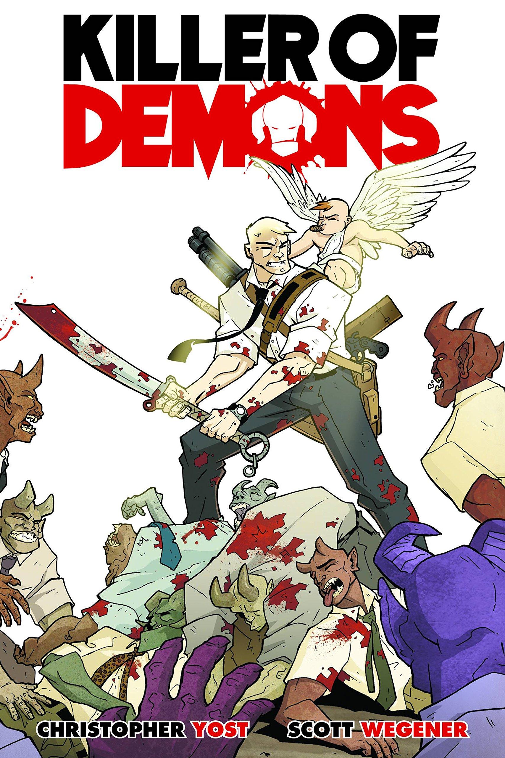 Killer of Demons TP - Used