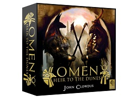 Omen: Heir to the Dunes Card Game