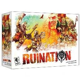 Ruination Board Game