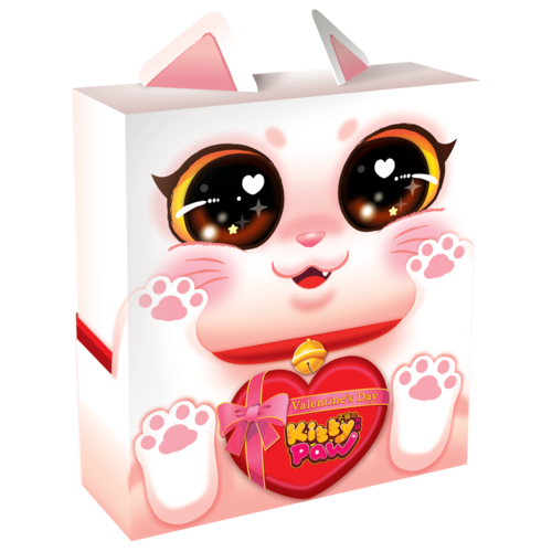 Kitty Paw: Valentine's Day Edition Card Game