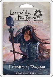 Legend of the Five Rings: Defenders of Rokugan Clan Pack