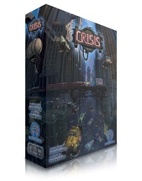 Crisis Board Game (Deluxe Edition)