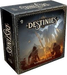 Destines Board Game