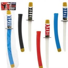 Plastic Toy Ninja Sword (16.5 in)