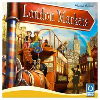 London Markets Board Game - USED - By Seller No: 211 Jaime Kennedy