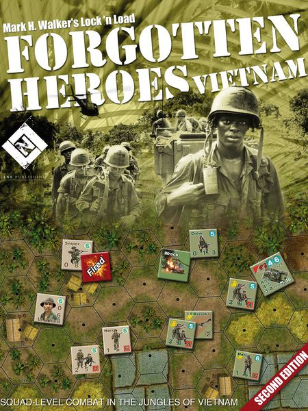 Forgotten Heroes: Vietnam - USED - By Seller No: 5882 Brett Fragel