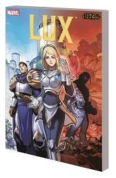League of Legends: Lux TP