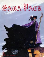 Ars Magica Saga Pack: GM Screen and Character Sheets LR901 - USED