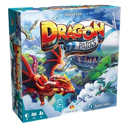 Dragon Parks Card Game