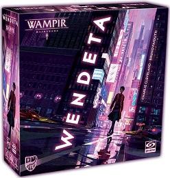 Vampire: The Masquerade - Vendetta Card Game