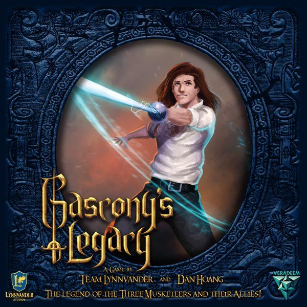 Gascony's Legacy Board Game