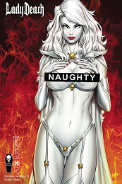 Lady Death: Nightmare Symphony no. 1 (2019 Series) (Naughty Variant)