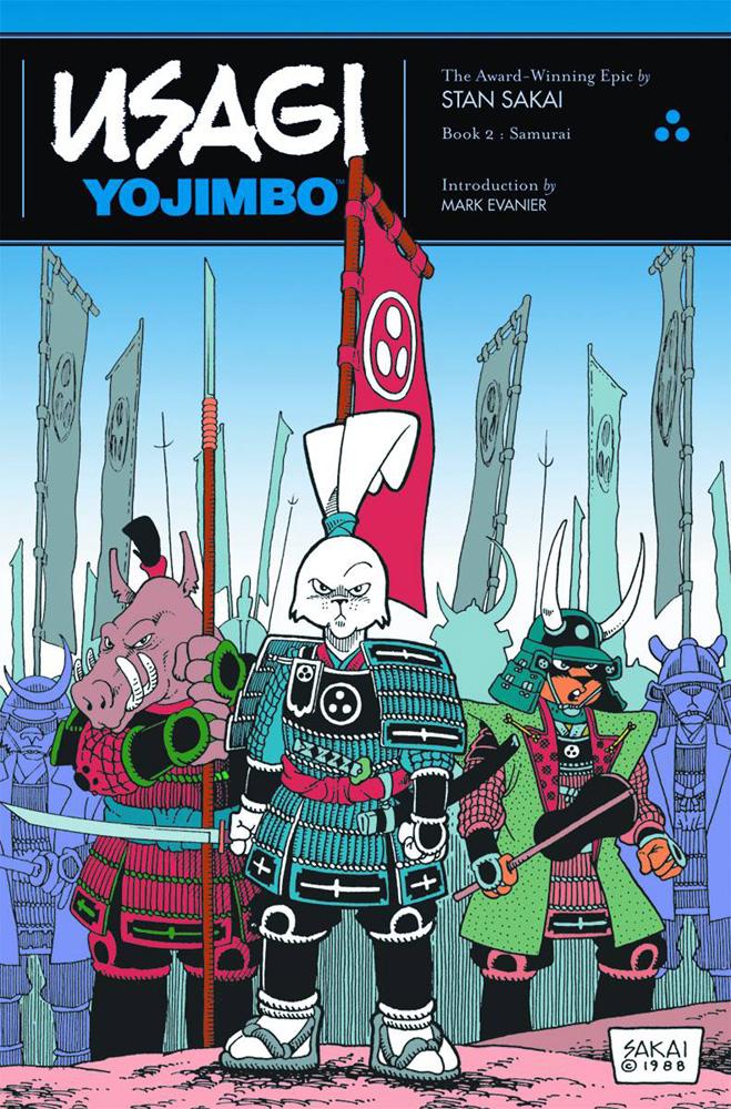 Usagi Yojimbo: Volume 2: Samurai TP