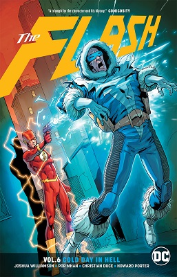 The Flash: Volume 6: Cold Day in Hell TP