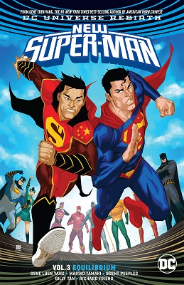 New Super Man: Volume 3: Equilibrium TP