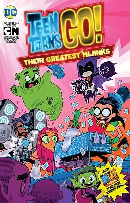 Teen Titans Go: Their Greatest Hijinks TP
