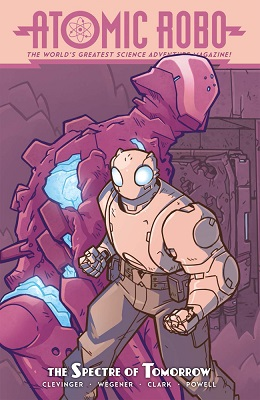 Atomic Robo: Spectre of Tomorrow TP