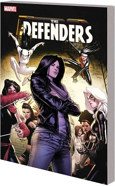 Defenders: Volume 2: Kingpins of New York TP