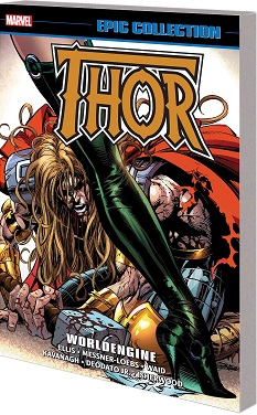 Thor Epic Collection: Worldengine TP