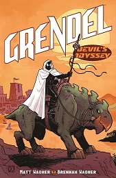 Grendel Devils Odyssey no. 6 (2019 Series) (MR)