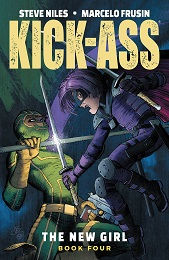Kick-Ass Volume 4: New Girl TP