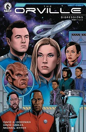 Orville Digressions no. 1 (2021 Series)