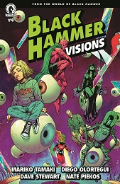 Black Hammer: Visions no. 4 (2021 Series)