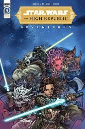 Star Wars: The High Republic Adventures no. 4 (2021 Series)