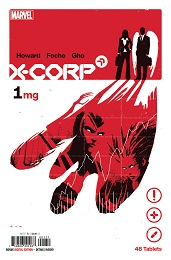 X-Corp no. 1 (2021 Series)