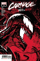 Carnage: Black White and Blood no. 3 (2021 Series)