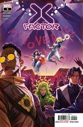 X-Factor no. 9 (2020 Series)