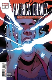 America Chavez: Made in the USA no. 3 (2021 Series)