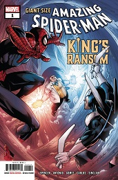 Giant-Size Amazing Spider-Man: King's Ransom no. 1 (2021 Series)