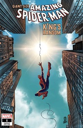 Giant-Size Amazing Spider-Man: King's Ransom no. 1 (2021 Series) (Variant)