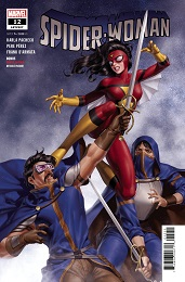 Spider-Woman no. 12 (2020 Series)