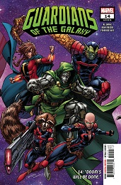 Guardians of the Galaxy no. 14 (2020 Series)