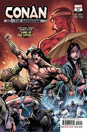 Conan the Barbarian no. 21 (2018 Series)