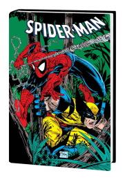 Spider-Man by Todd McFarlane Omnibus HC (Wolverine Variant)