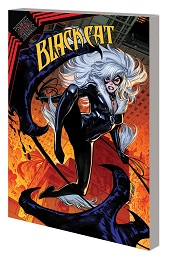 Black Cat Volume 4: Queen in Black TP