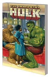 Immortal Hulk Volume 9: Weakest One There Is TP