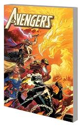 Avengers Volume 8: Enter Phoenix TP