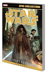 Star Wars Legends Epic Collection Volume 4: The Old Republic TP