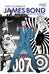 James Bond: Agent of Spectre no. 3 (2021 Series)